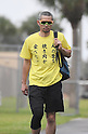 Ichiro Suzuki (Marlins),<br /> FEBRUARY 22, 2017 - MLB :<br /> Miami Marlins spring training baseball camp in Jupiter, Florida, United States. (Photo by AFLO)