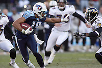 Titans wide receiver Bobby Wade in action against Baltimore at LP Field in Nashville, Tennessee on November 12, 2006. The Ravens won 27-26.