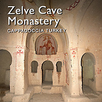 Pictures & Images of Zelve Cave Monastery, Cappadocia, Turkey -