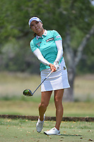 So Yeon Ryu (KOR) watches her tee shot on 5 during round 4 of the 2019 US Women's Open, Charleston Country Club, Charleston, South Carolina,  USA. 6/2/2019.<br /> Picture: Golffile | Ken Murray<br /> <br /> All photo usage must carry mandatory copyright credit (© Golffile | Ken Murray)