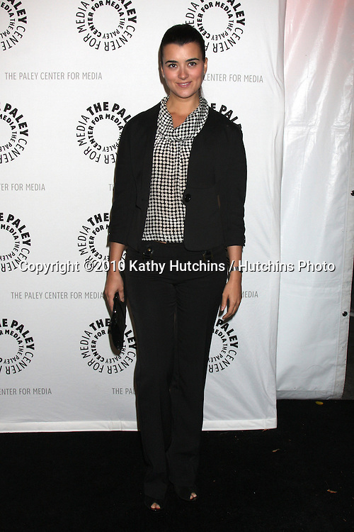 Cote de Pablo.arriving at the NCIS PaleyFest Event.Saban Theater.Los Angeles, CA.March 1, 2010.©2010 Kathy Hutchins / Hutchins Photo....