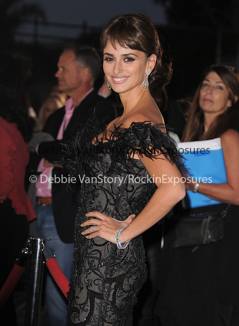 Penelope Cruz at Walt Disney Pictures Premiere of Pirates of the Caribbean : On Stranger Tides held at Disneyland in Anaheim, California on May 07,2011                                                                               © 2011 Hollywood Press Agency