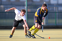 Romford HC 2nd XI vs Thurrock HC 2nd XI 24-01-15
