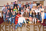 Jason Donnelly, Kerins Park, celebrates his 40th Birthday with family and friends at Kerins O'Rahillys Clubhouse on Saturday