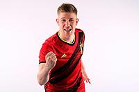 Kevin De Bruyne forward of Belgium  <br /> Tubize 12/11/2019 <br /> Calcio presentazione della nuova maglia della Nazionale del Belgio <br /> Photo De Voecht  Kalut/Photonews/Panoramic/insidefoto<br /> ITALY ONLY