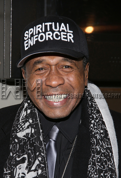 Ben Vereen attend the Manhattan Theatre Club's Broadway debut of August Wilson's 'Jitney' at the Samuel J. Friedman Theatre on January 19, 2017 in New York City.