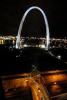 A-St. Louis  Hyatt/Arch, Missouri