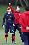 Myles Beerman and Graeme Murty