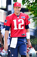 NFL 2017: Patriots Training Camp JUL 28