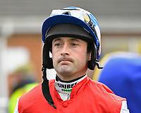 Jockey Nico de Boinville during Horse Racing at Plumpton Racecourse on 10th February 2020