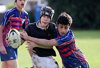 180630 Under-65kg College Rugby - Rahui v Wellington College