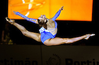 Evgeniya Kanaeva of Russia performs gala exhibition at 2010 World Cup at Portimao, Portugal on March 14, 2010.  (Photo by Tom Theobald).