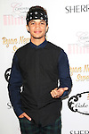 LOS ANGELES - APR 27: Jordan Fisher at Ryan Newman's Glitz and Glam Sweet 16 birthday party at the Emerson Theater on April 27, 2014 in Los Angeles, California