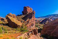 Red Rocks Park, Morrison, Colorado USA