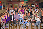 Amy Dunlea Scartaglen celebrates her 21st birthday with her friends and family in the Kingdom House Castleisland on Saturday night
