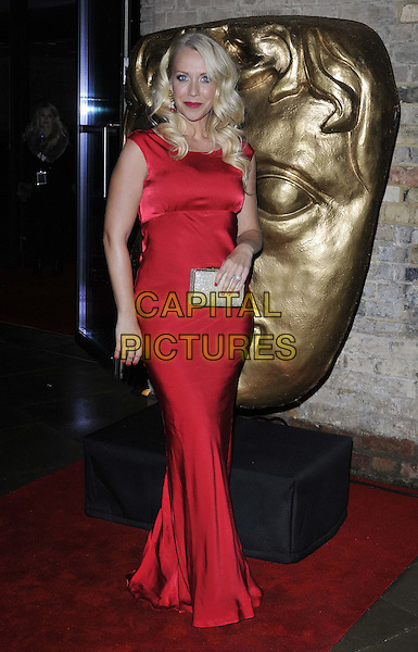 LONDON, ENGLAND - NOVEMBER 23: Laura Hamilton attends the British Academy Children's Awards 2014, Roundhouse, Chalk Farm Rd., on Sunday November 23, 2014 in London, England, UK. <br /> CAP/CAN<br /> &copy;Can Nguyen/Capital Pictures