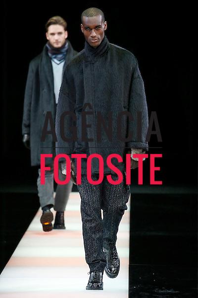 Girogio Armani<br /> <br /> Milao Masculino- Inverno 2015<br /> <br /> <br /> foto: FOTOSITE