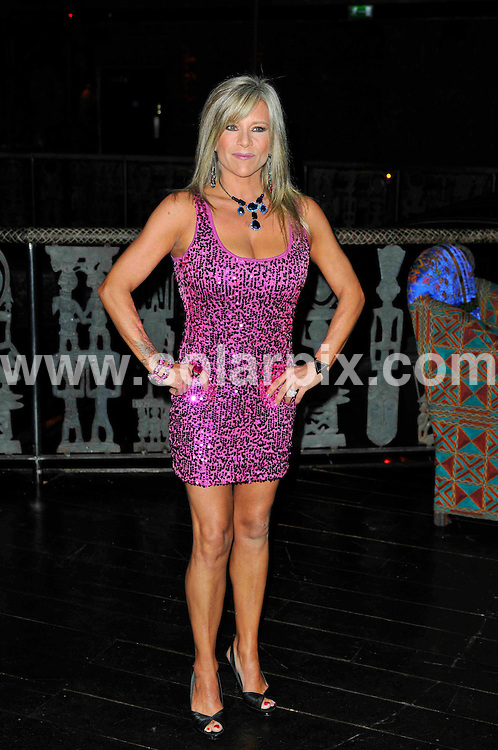 **ALL ROUND PICTURES FROM SOLARPIX.COM**                                             **WORLDWIDE SYNDICATION RIGHTS**                                                                                  Caption: Liz McClarnon 30th birthday party, held at Shaka Zulu, The Stables Market, Chalk Farm Road, London, UK. Wednesday, April 13, 2011                                                                              This pic: Samantha Fox, Sam Fox                                                                                             JOB REF: 13140 MSR       DATE: 13_04_2011                                                           **MUST CREDIT SOLARPIX.COM OR DOUBLE FEE WILL BE CHARGED**                                                                      **MUST AGREE FEE BEFORE ONLINE USAGE**                               **CALL US ON: +34 952 811 768 or LOW RATE FROM UK 0844 617 7637**