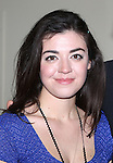 Barrett Wilbert Weed attend the Meet & Greet the stars and creative team of 'Heathers The Musical' on February 19, 2014 at The Snapple Theatre Center in New York City.