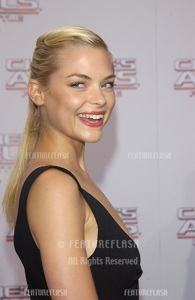 Actress JAIME KING at the Hollywood premiere of Charlie's Angels: Full Throttle..June 18, 2003.