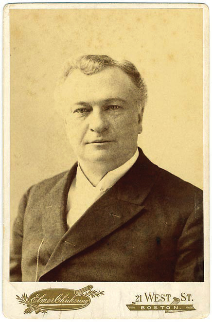 Charles Wesley Emerson founder of College