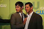 Michael Rady and Thomas Calabro - Melrose Place at the CW Upfront 2009 on May 21, 2009 at Madison Square Gardens, New York NY. (Photo by Sue Coflin/Max Photos)