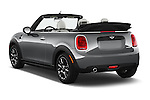Car pictures of rear three quarter view of 2016 MINI Cooper - 2 Door Convertible Angular Rear