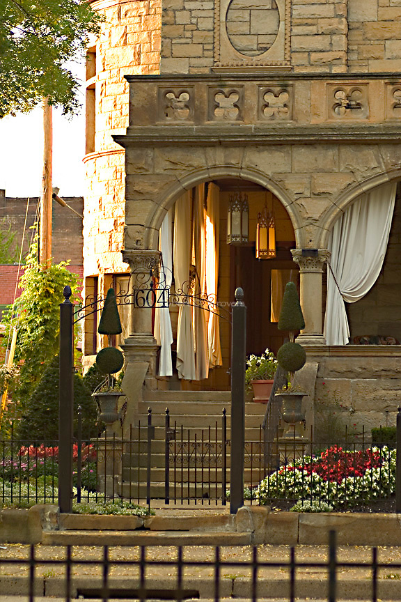 Pittsburgh's Neighborhoods - North Ave, Boggs Mansion