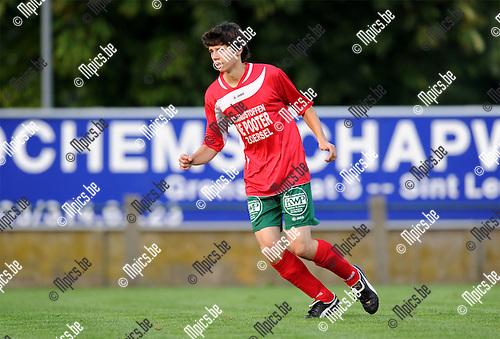 2011-07-28 / Voetbal / seizoen 2011-2012 / KFC Antonia / Lennert Van Wuytswinkel..Foto: mpics