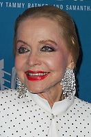 "WESTWOOD, LOS ANGELES, CA, USA - MARCH 22: Anne Jeffreys at the Geffen Playhouse's Annual ""Backstage At The Geffen"" Gala held at Geffen Playhouse on March 22, 2014 in Westwood, Los Angeles, California, United States. (Photo by Xavier Collin/Celebrity Monitor)"
