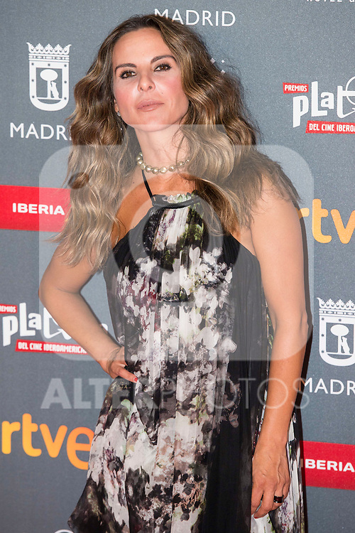 Kate del Castillo attends to welcome party photocall of Platino Awards 2017 at Callao Cinemas in Madrid, July 20, 2017. Spain.<br /> (ALTERPHOTOS/BorjaB.Hojas)