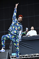 MAY 24 Danny Brown performing at ALL POINTS EAST in London