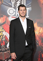 LOS ANGELES, CA - NOVEMBER 13: Drew Pomeranz, at the Justice League film Premiere on November 13, 2017 at the Dolby Theatre in Los Angeles, California. Credit: Faye Sadou/MediaPunch