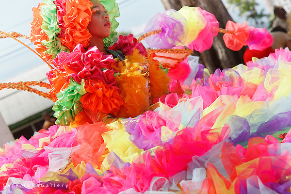 """Junior Carnival - Colourfull frills   -""""Sweet Life"""", Band Circus Circus ,Band Eureka, by Lesley Ann Willoughby"""