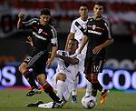 River Plate perdio 1 x 1 contra  Vélez Sarsfield el el torneo finalizacion del campeonato argentino