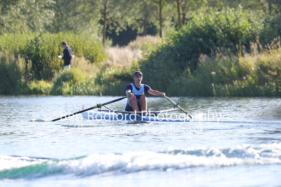 Race: 3  1x (Band 2)  Heat 3<br /> <br /> Peterborough Summer Regatta 2018 - Saturday<br /> <br /> To purchase this photo, or to see pricing information for Prints and Downloads, click the blue 'Add to Cart' button at the top-right of the page.