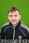 John Egan member of the Saint Brendans Ardfert Hurling squad,