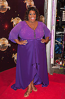 Alison Hammond at the Strictly Come Dancing Launch, London, 02/09/2014 Picture by: Alexandra Glen / Featureflash