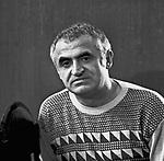 Теймураз Гелаевич Баблуани - советский, грузинский сценарист, кинорежиссёр, актёр и композитор. Teimuraz Babluani - soviet, georgian screenwriter, film director, actor and composer.