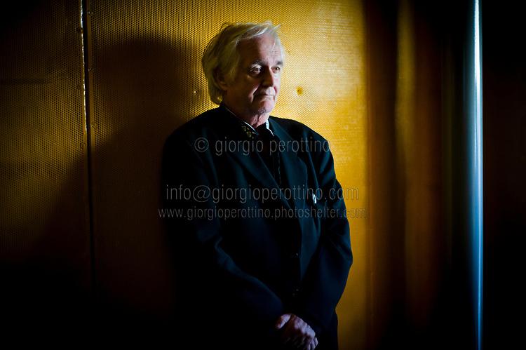 | Henning Mankell - novelist |<br /> client: Salone del Libro di Torino - Turin Book Fair