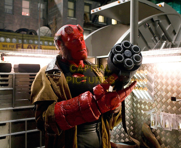 RON PERLMAN.in Hellboy II: The Golden Army (Hellboy 2).*Filmstill - Editorial Use Only*.CAP/FB.Supplied by Capital Pictures.