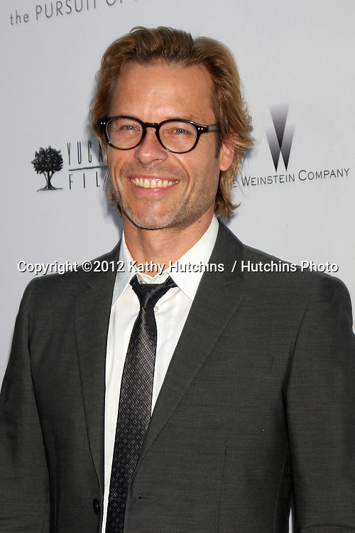 """LOS ANGELES - AUG 22:  Guy Pearce arrives at the """"Lawless"""" LA Premiere at ArcLight Theaters on August 22, 2012 in Los Angeles, CA"""