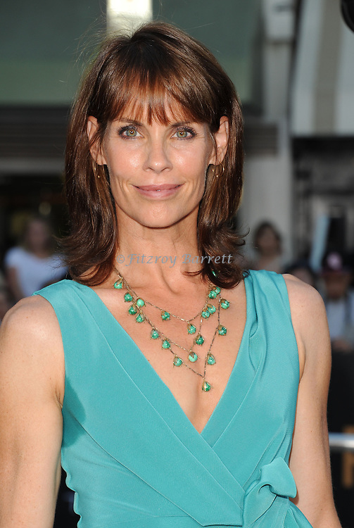 Alexandra Paul at the RIDDICK World Premiere, held at the Regency Village Theater Los Angeles, Ca. August 28, 2013