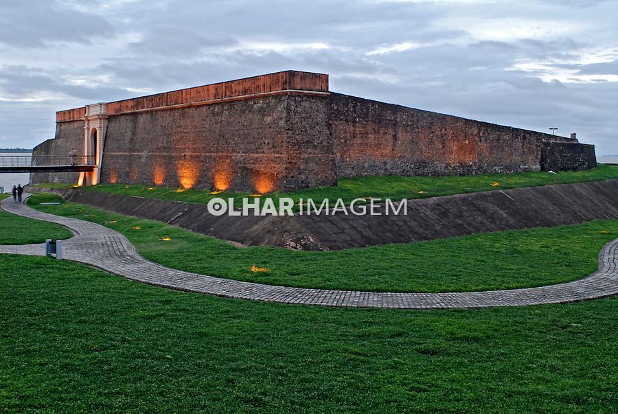 Forte do Presépio ou Forte do Castelo em Belem. Pará. 2008. Foto de Ricardo Azoury.