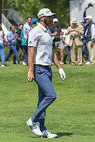 Dustin Johnson (USA) departs the 10th tee during round 1 of the World Golf Championships, Mexico, Club De Golf Chapultepec, Mexico City, Mexico. 3/1/2018.<br /> Picture: Golffile | Ken Murray<br /> <br /> <br /> All photo usage must carry mandatory copyright credit (&copy; Golffile | Ken Murray)
