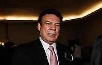 SAO PAULO, SP, 24 SETEMBRO 2012 - ELEICOES 2012 - DEBATE TV GAZETA / TERRA -  O deputado Campos Machado antes do debate entre os candidatos a Prefeitura de Sao Paulo, realizado na TV Gazeta em Sao Paulo (SP), na noite desta segunda-feira (24) (FOTO: VANESSA CARVALHO / BRAZIL PHOTO PRESS).