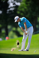 Bethesda, MD - June 29, 2014: Brendon Todd in action on nine  during final round of play at the Quicken Loans National at Congressional Country Club in Bethesda MD. (Photo by Phillip Peters/Media Images International)