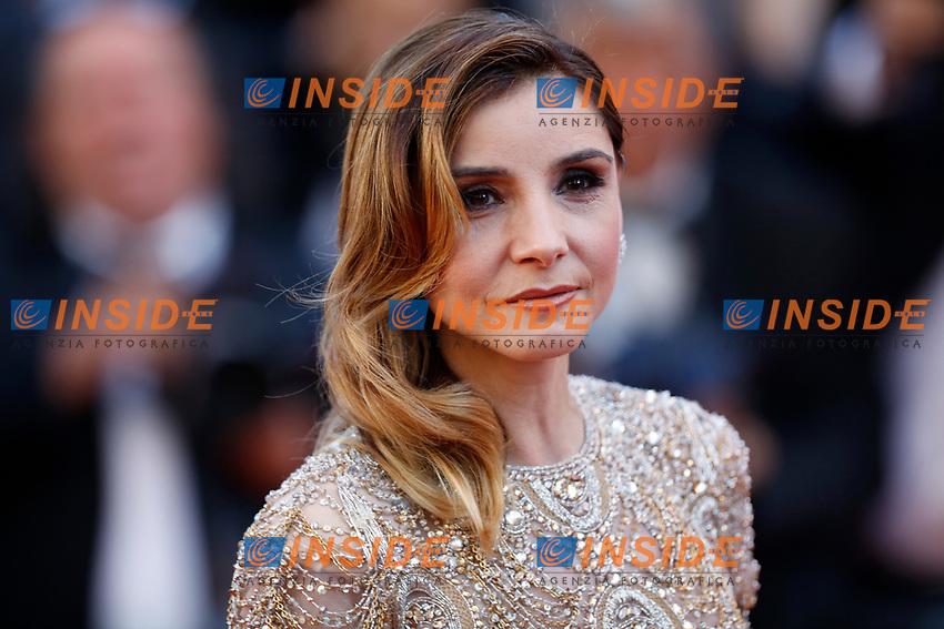 Clotilde Coureau<br /> Cannes 17-05-2017 70&deg;Edizione Festival del Cinema di Cannes. Cerimonia d'apertura<br /> Foto Panoramic / Insidefoto