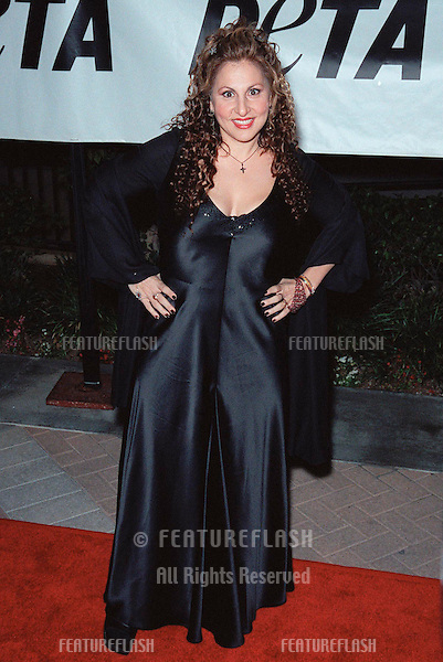 18SEP99: Actress KATHY NAJIMY at PETA's Party of the Century, in Los Angeles.     .© Paul Smith / Featureflash