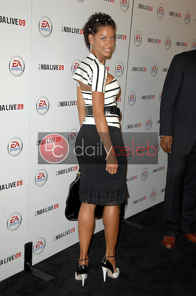 Nicole Murphy<br />at the Launch Party for NBA Live 09. Beso, Hollywood, CA. 09-26-08<br />Dave Edwards/DailyCeleb.com 818-249-4998